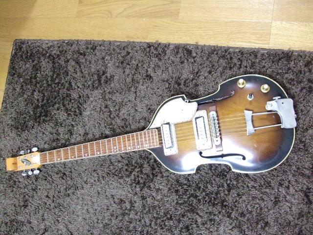 quality design f8125 feb22 古いギターがやってきた!!  This One